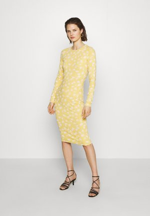 DRESS CAMMY - Etuikjoler - yellow