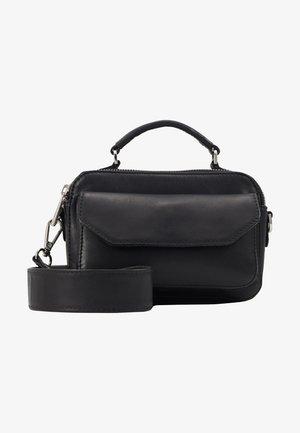 VEG MARY BAG - Taška spříčným popruhem - black