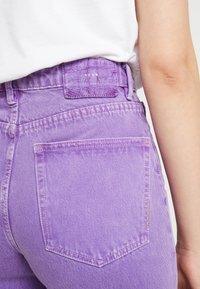 Neuw - EDIE - Jeans straight leg - purple - 5