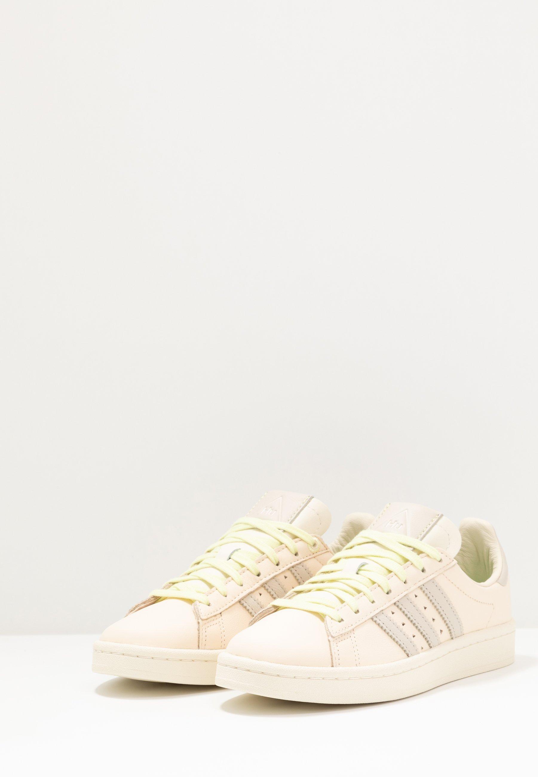 adidas Originals PHARRELL WILLIAMS CAMPUS - Joggesko - beige