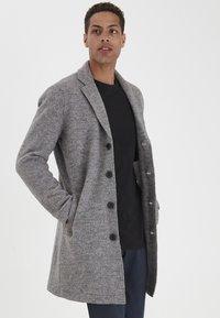 Tailored Originals - SOHAIL - Short coat - lig grey m - 3