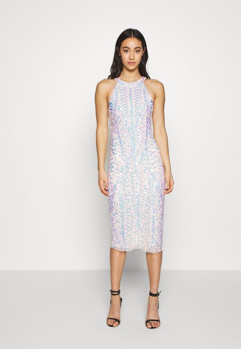 Lace & Beads - NEYMA DRESS - Koktejlové šaty/ šaty na párty - multi