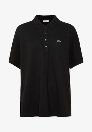 MIT KIMONO-ÄRMELN  PF6181 - Polo shirt - black