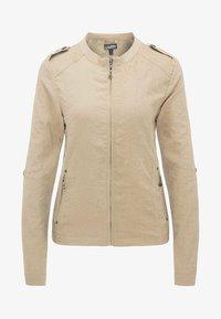 DreiMaster - Summer jacket - sand - 4