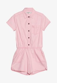 Abercrombie & Fitch - AIR CHASE MILITARY ROMPER  - Jumpsuit - pink - 3