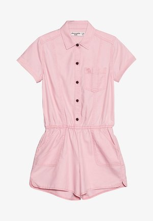 AIR CHASE MILITARY ROMPER  - Overall / Jumpsuit - pink