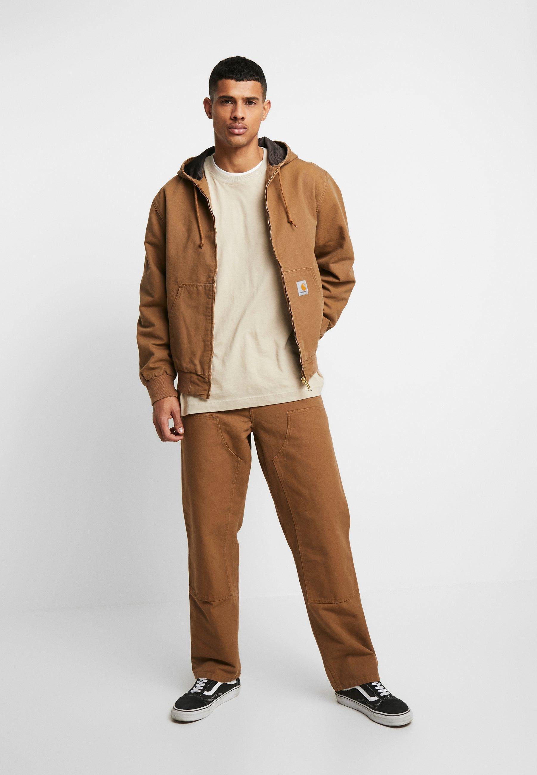 carhartt wip detroit jakke hamilton brown, Carhartt wip