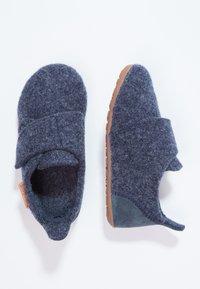 Bisgaard - HOME SHOE - Slippers - blue - 1