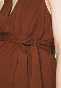 IVY & OAK Maternity - DOREEN - Maxi dress - marsalla - 5