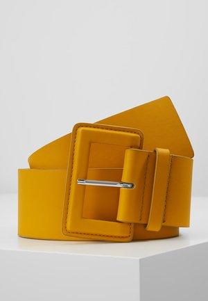 LEONORA BELT - Pásek - yellow