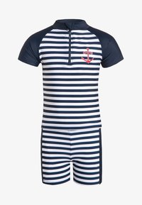 Playshoes - SET - Sports shirt - dark blue - 0