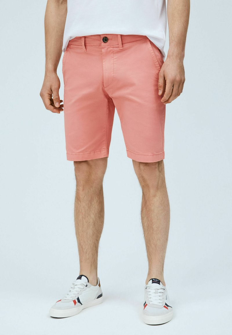 Pepe Jeans - Shorts - pink