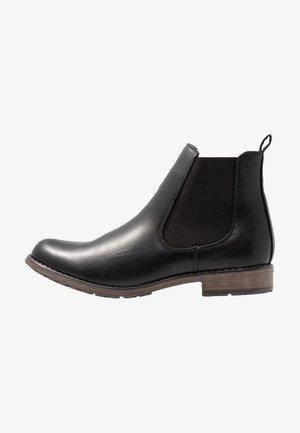 KATTY - Støvletter - black