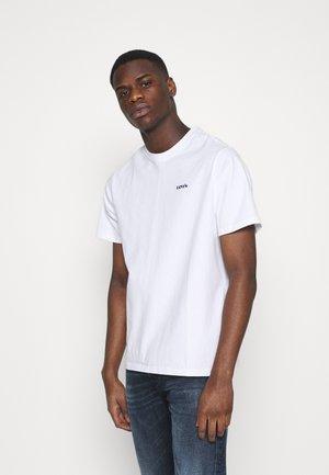 LOGO TEE UNISEX - T-shirt - bas - neutrals