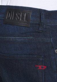 Diesel - D-FINING - Jeans straight leg - dark blue - 5