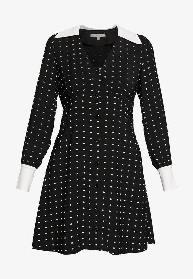 RANDI - Sukienka koszulowa - black