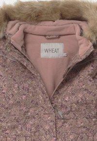 Wheat - MATHILDE - Winterjas - light pink - 4