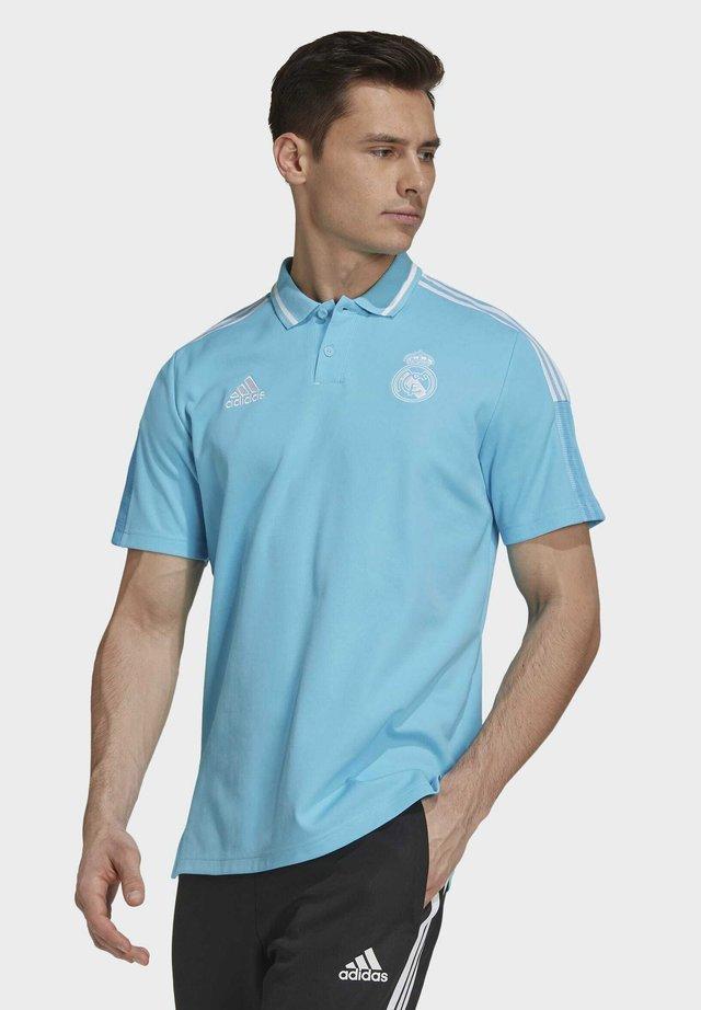 Polo shirt - brcyan