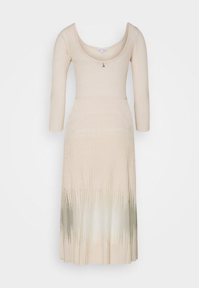 DRESS SEE THROUGH - Jumper dress - pure skin