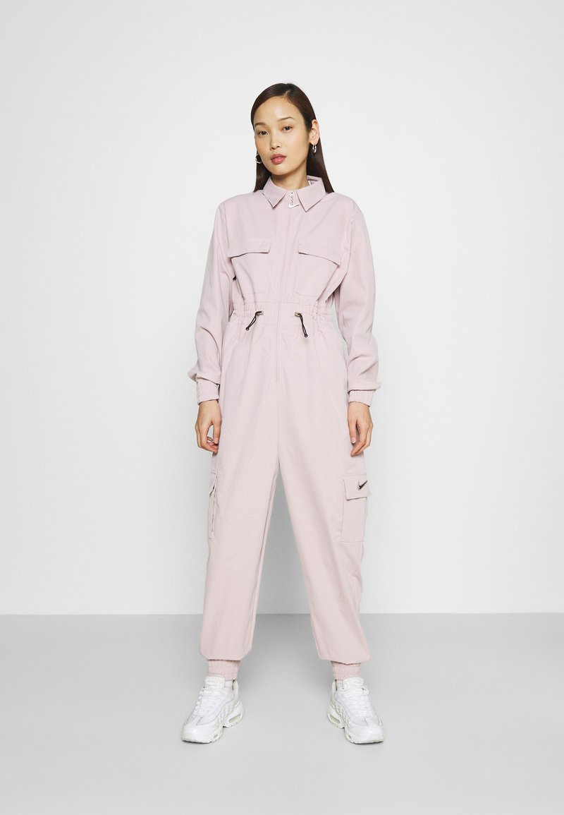 Nike Sportswear - UTILITY - Overall / Jumpsuit /Buksedragter - lilac