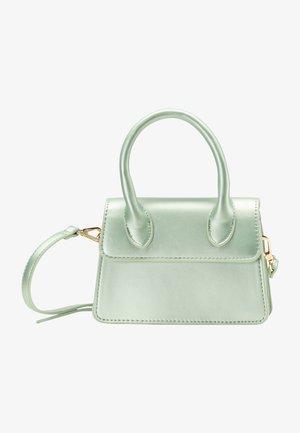 Håndtasker - grün metallic