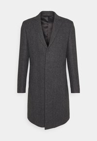 Isaac Dewhirst - BRUSHED BIRDS EYE - Classic coat - grey - 3