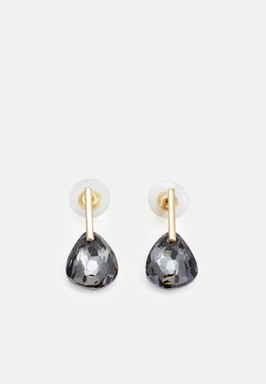 BAR DROP CRY - Earrings - silver night