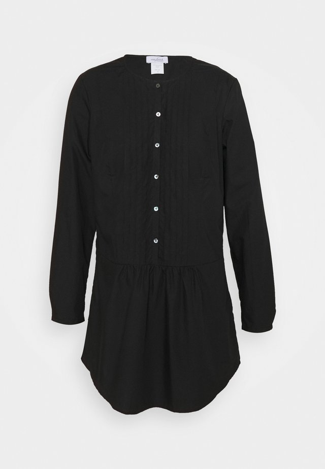 PRUE - Shirt dress - black