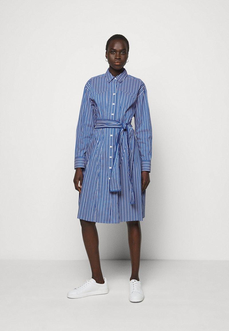 Steffen Schraut - STELLA SUMMER DRESS - Shirt dress - ocean stripe