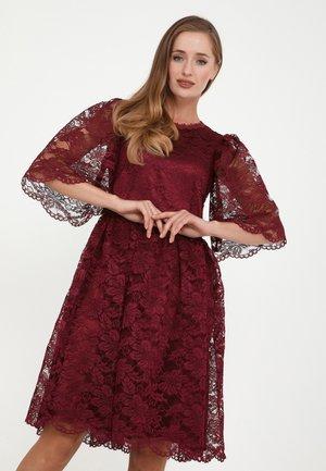 SNEZANA - Cocktail dress / Party dress - weinrot