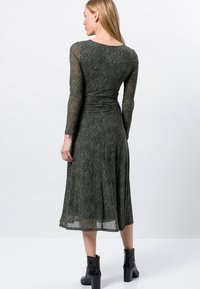 zero - Day dress - olive green - 2
