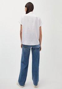 ARMEDANGELS - Button-down blouse - white - 2