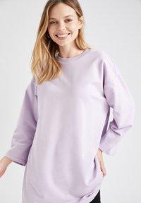 DeFacto - Sweatshirt - purple - 3
