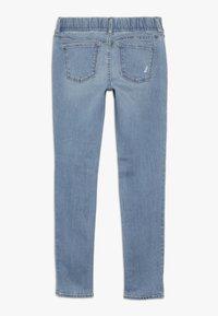 GAP - GIRL - Jeans Skinny Fit - light indigo - 1