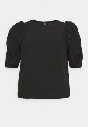 VMLUNA 2/4 VOLUME  - Blouse - black