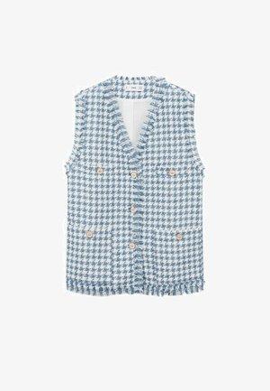 Jersey de punto - himmelblau
