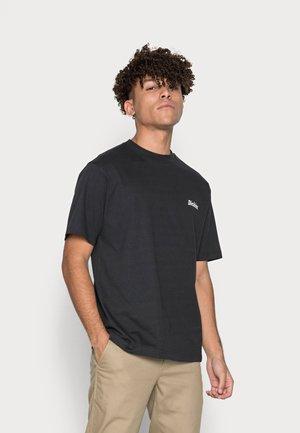 BETTLES TEE - Print T-shirt - black