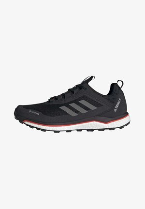 TERREX AGRAVIC FLOW GORE-TEX TRAIL RUNNING SHOES - Løbesko trail - black