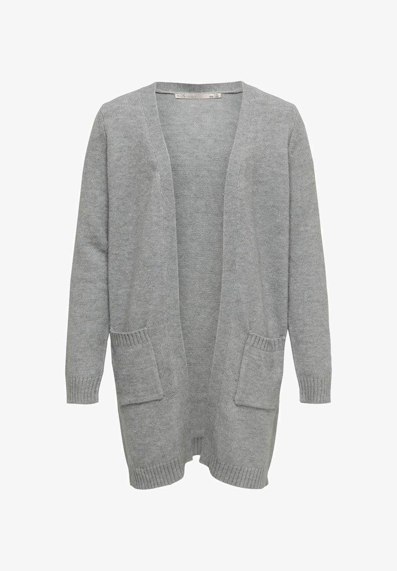 Kids ONLY - Cardigan - light grey melange