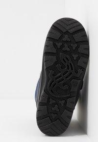 Lurchi - KIMMI-SYMPATEX - Winter boots - atlantic/fuchsia - 4