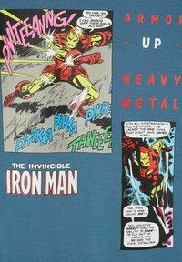 Name it - MARVEL SUPERHERO - Print T-shirt - real teal - 4