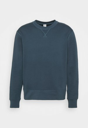 Sweatshirt - blue dark