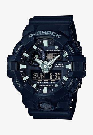G-SHOCK CLASSIC - Hodinky - schwarz