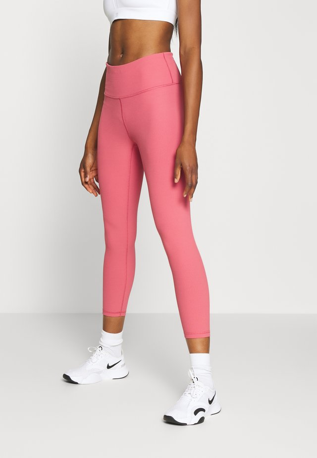 ANKLE PANT - Collant - pink city