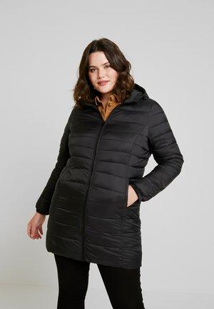 JRTRIMI - Short coat - black