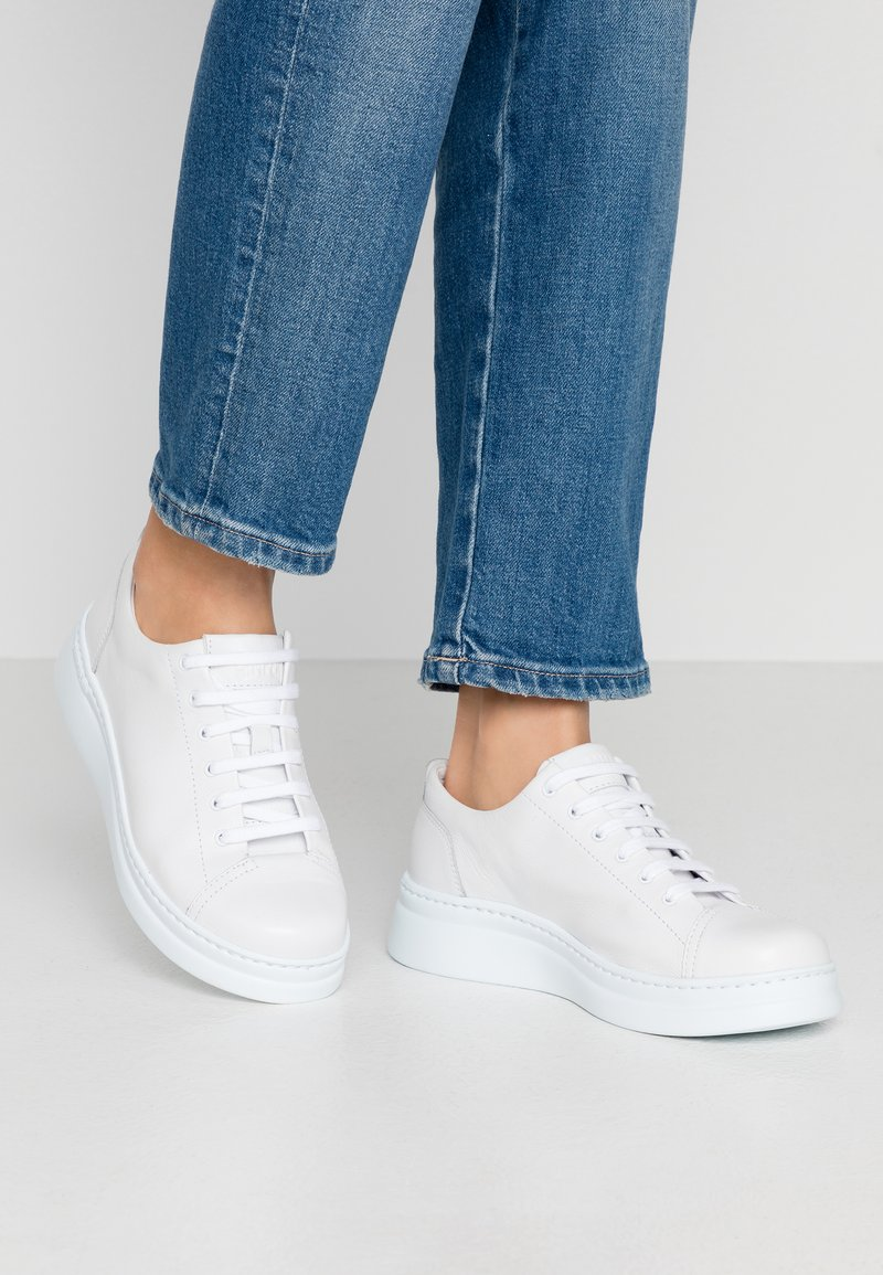 Camper - RUNNER UP - Sneakers laag - white natural