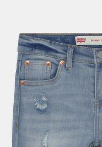 Levi's® - SKINNY TAPER - Jeans Skinny Fit - light-blue denim/light blue - 2