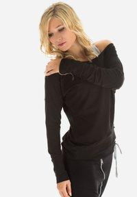 Winshape - LONGSLEEVE - Sweatshirt - schwarz - 3