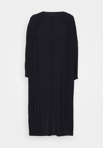 SPARROW DRESS - Košilové šaty - black