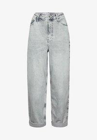 River Island - Straight leg jeans - grey - 4